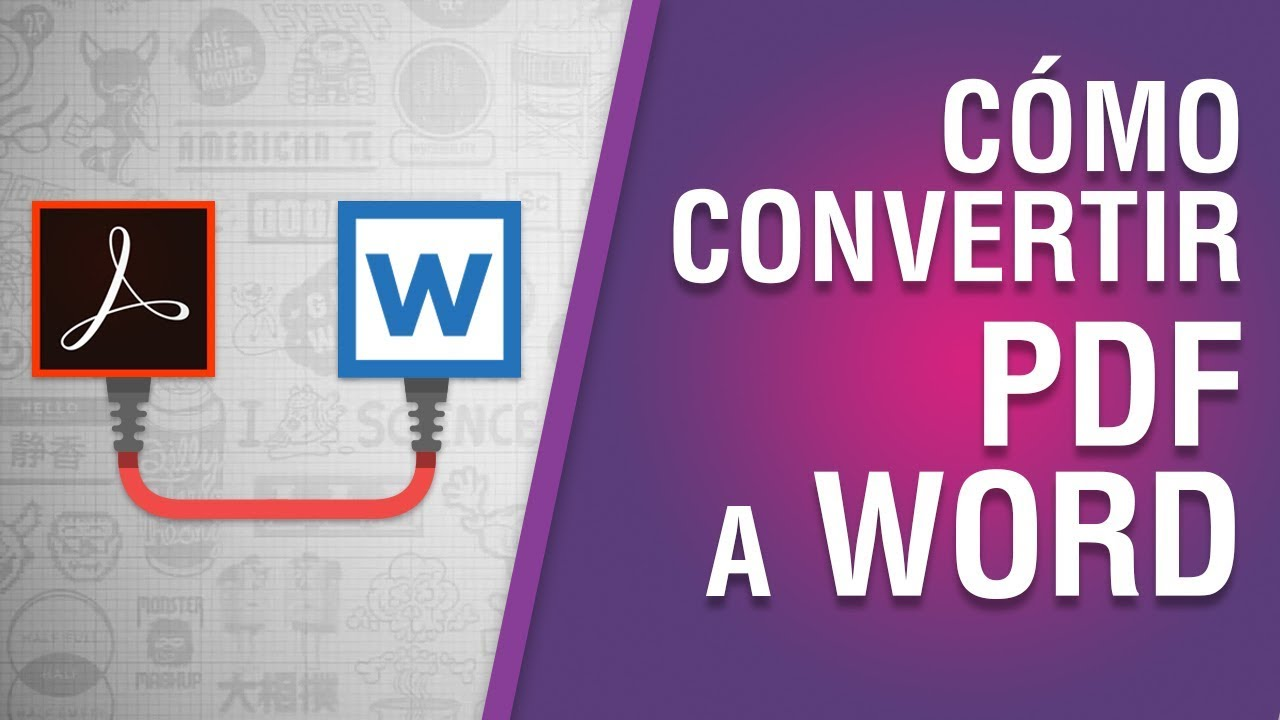 Cómo convertir PDF a Word en Adobe Acrobat #14