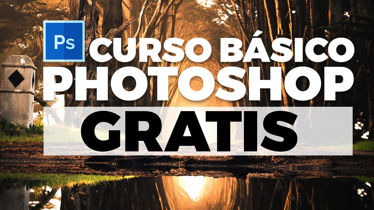 Curso Básico de Photoshop – GRATIS #46